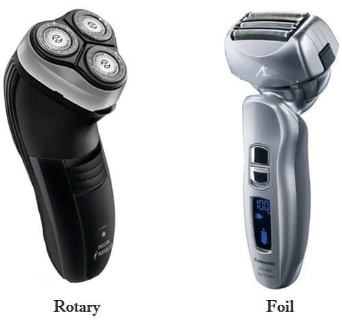 Types of Electric Shaver