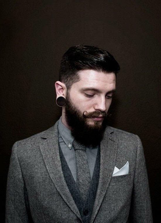 35 New Beard Styles