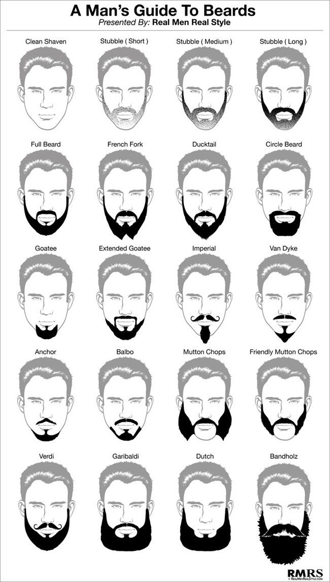 a mans guide to beards