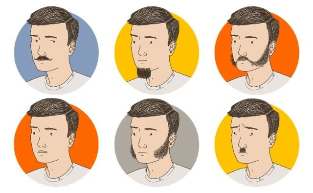 Best and Worst Facial Hair