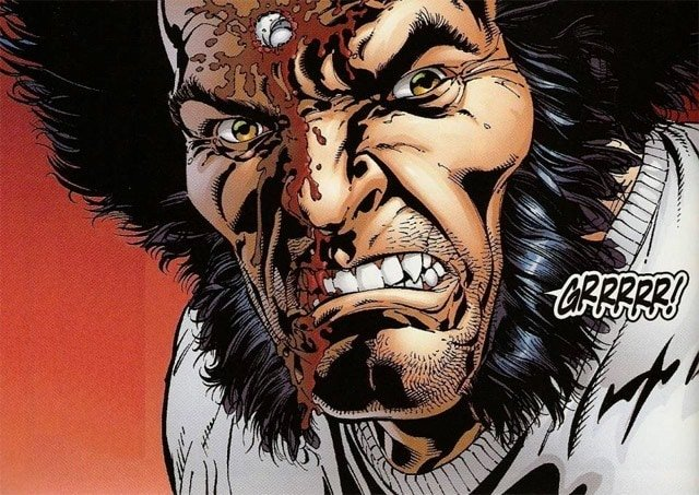 Comic Beards