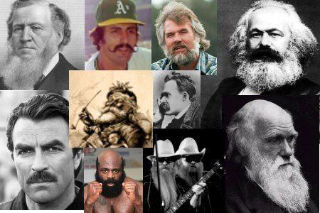 Manliest Beards