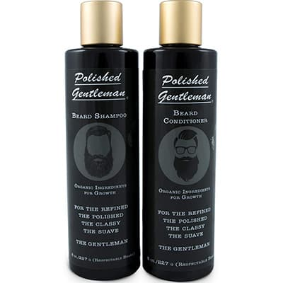 Beard Growth and Thickening Shampoo
