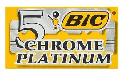 Bic Chrome Platinum