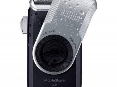 Braun MobileShave M90 Review: Great Travel Companion