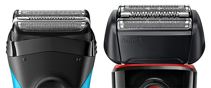 Braun Series 3 vs 5