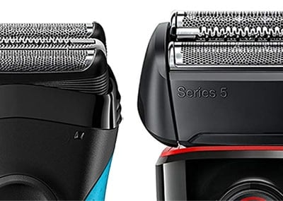 Braun Series 3 vs 5: Battle of the Budget Shavers