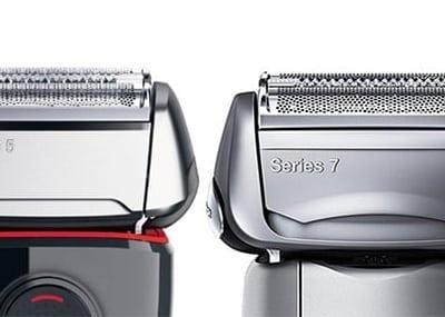 Braun Series 5 vs 7