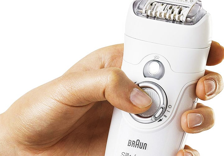 Braun Silk Epil 7 Review
