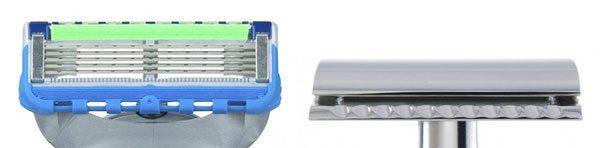 Cartridge vs Safety Razor