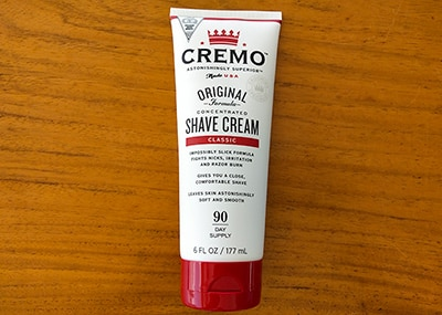 Cremo Cream Review: A Different Kind of Shaving Cream