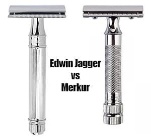 Edwin Jagger vs Merkur