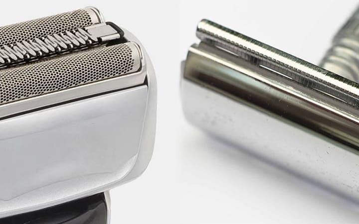 Electric Shaver vs Razor