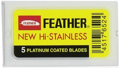 Feather Stainless