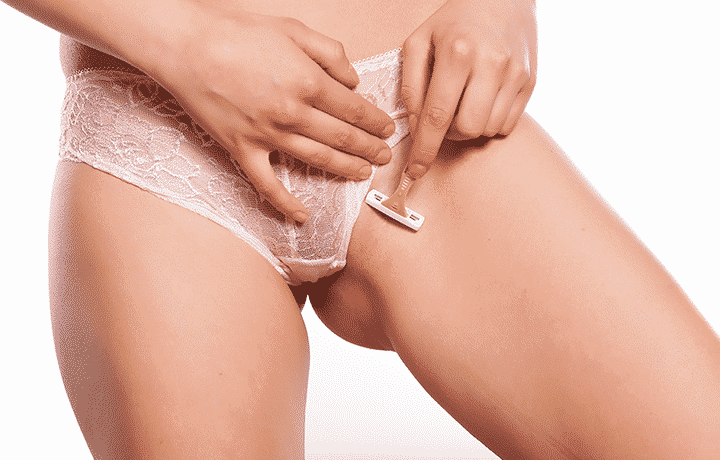 How to Shave Pubic and Bikini Area