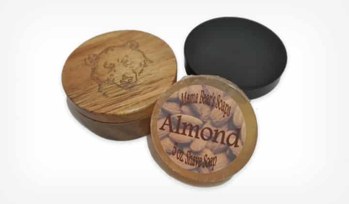 Mama Bear's Shaving Soap