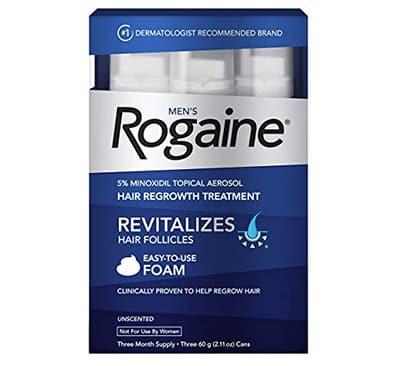 Men's Rogaine