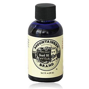 Mountaineer Brand WV Timber Beard Oil Review