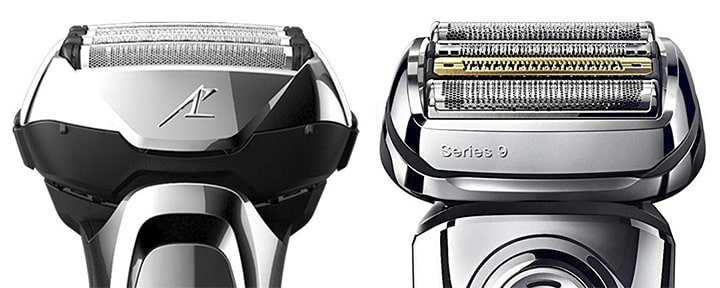 Panosonic Arc 5 vs Braun Series 9