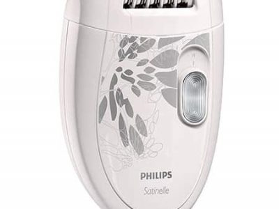 Philips Satinelle Essential HP6401 Review: Budget Epilator That Works Well