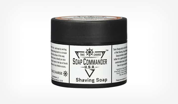 Soap Commander Shaving Soap